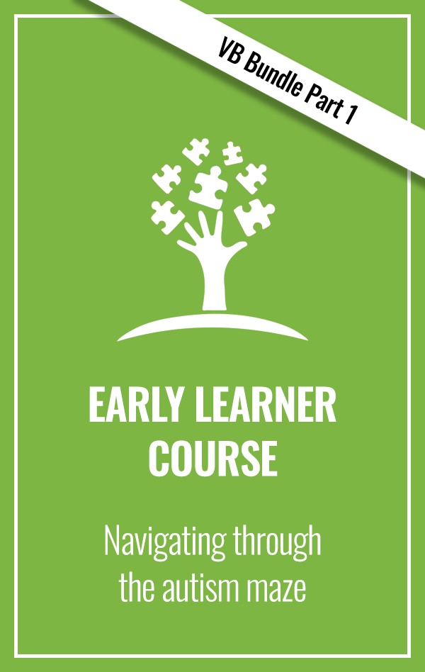 Early Learner Course Banner